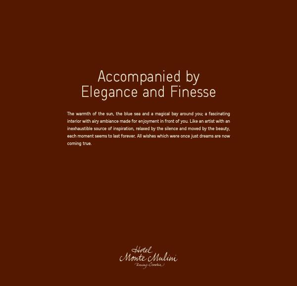 Hotel Monte Mulini Brochure