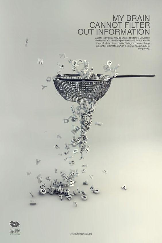 Autism Society Ad