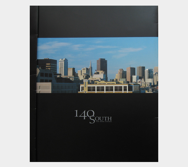 140 South Brochure