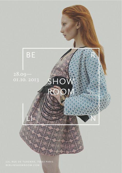 Show Room Minimalist Poster