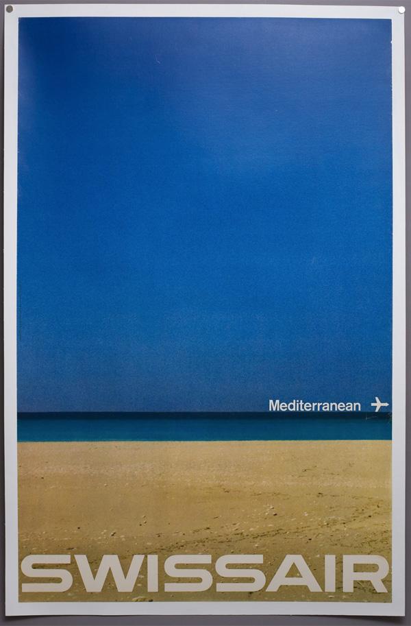 Swiss Air Poster