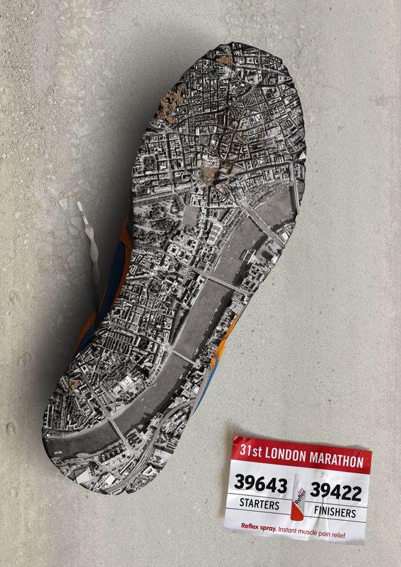 London Marathon Ad