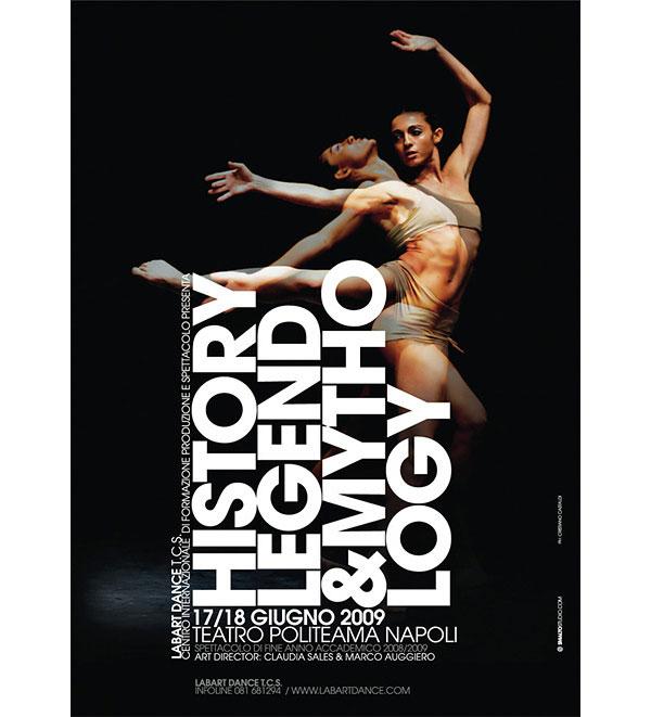 LabArt Dance - Poster