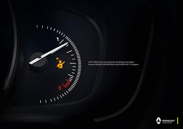 Renault Minimalist Ad