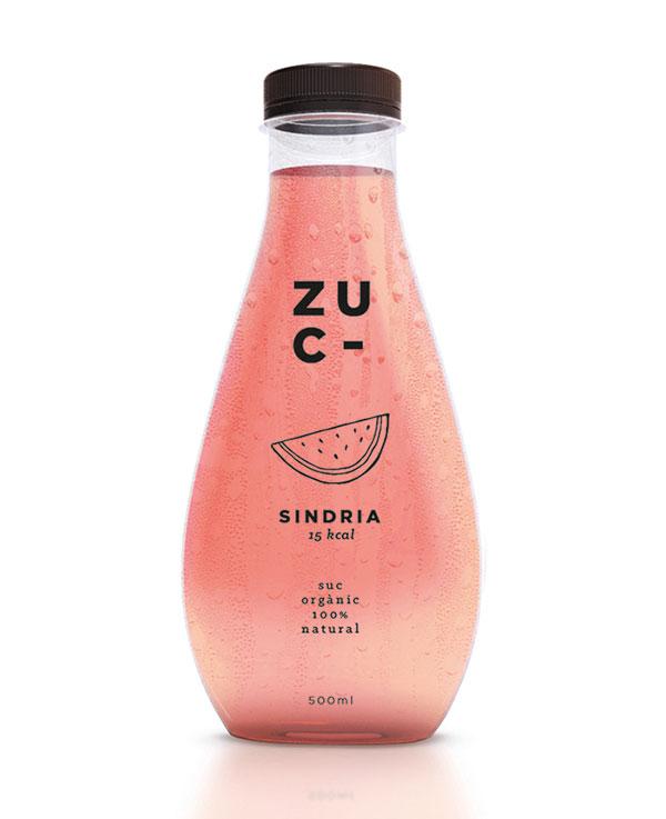 Zuc branding and packaging design